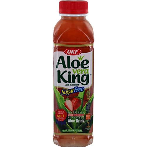 OKF Aloe Vera Drink Fresa (SF) 20x500ml