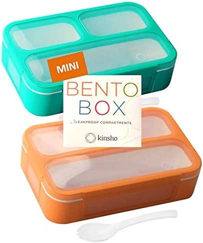 MINI Lunch-Box Snack Containers for Tampa Mall SMALL Porti Kids Bento-Box Import