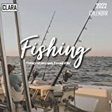 Fishing 2022 Calendar: Special gifts for all ages and genders with 18-month Mini Calendar 2022