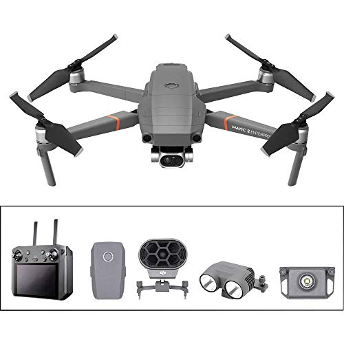 DJI Enterprise Mavic 2 Enterprise Universal Edition inkl. Smart Controller Profi RtF Drohne