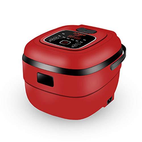 DIOI Intelligente 2.5L elektrische rijstkoker, 220 V mini-stoompan, yoghurt-machine, taartfabrikant, voor 1-4 personen 24 uur afspraak