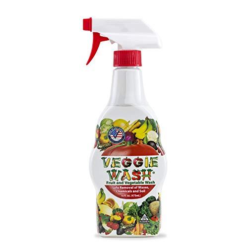 Veggie Wash Natural Fruit & Vegetable Wash