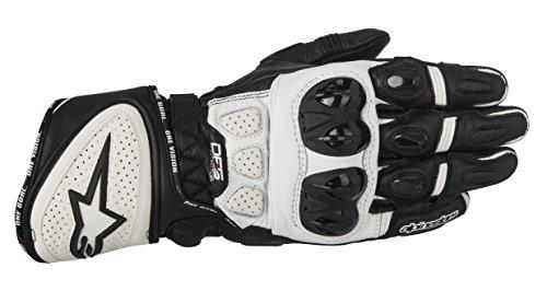 Alpinestars GP Plus R Handschuh schwarz/weiß XL - Motorradhandschuhe