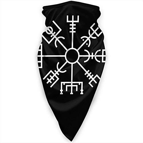 ALLdelete# Viking Symbole Nordique COM-Pass Snapback Unisexe Cou guêtre Visage écharpe en Plein air Plus Chaud Coupe-Vent Protection Contre la poussière Chapeaux multifonctionnels