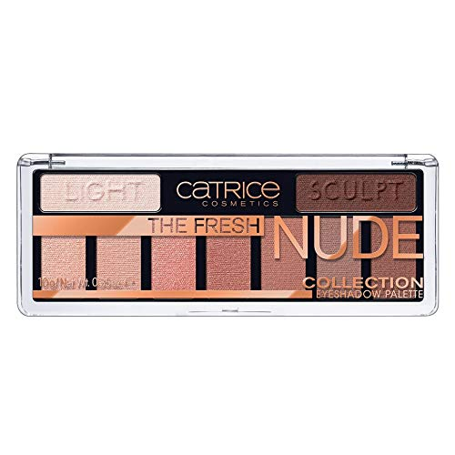 Catrice The Fresh Nude Collection Eyeshadow Palette 010 Newly Nude - 1er Pack