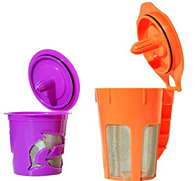 FANOR Reusable K cup k carafe Coffee Filter for Keurig 2.0 from Homestic