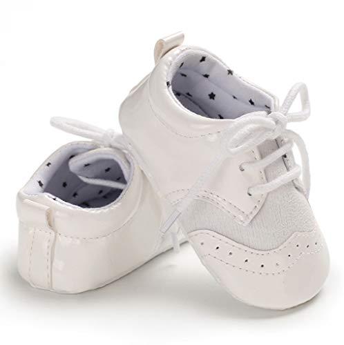 TeasyDay Sportschuhe Jungen MäDchen, Neugeborene Babys vor Walker Schuhe, Rutschfester Soft-Sohle-Sneaker für Kinder Geschenk für Kind