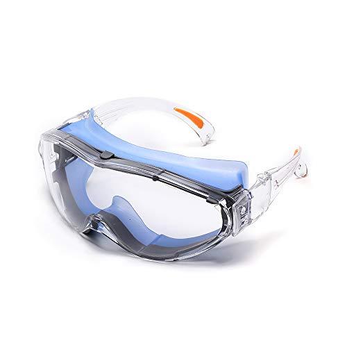 TOMYEER - Gafas antigoteo, antigoteo, Unisex, de Alta definición, antiniebla, Gafas de Seguridad