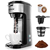 Best coffee maker single cup - Single Serve Coffee Maker for K-Cup Pod Review