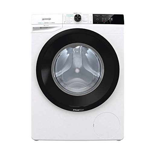 Gorenje WEI 84 SDPS Waschmaschine/ 8kg/ 1400 U/min/ Inverter Motor/ SteamTech/ AquaStop