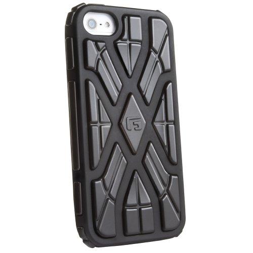 G-Form Extreme RPT Custodia per iPhone 5 - Nero