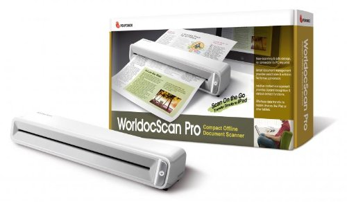 Penpower WorldocScan Pro Document Scanner