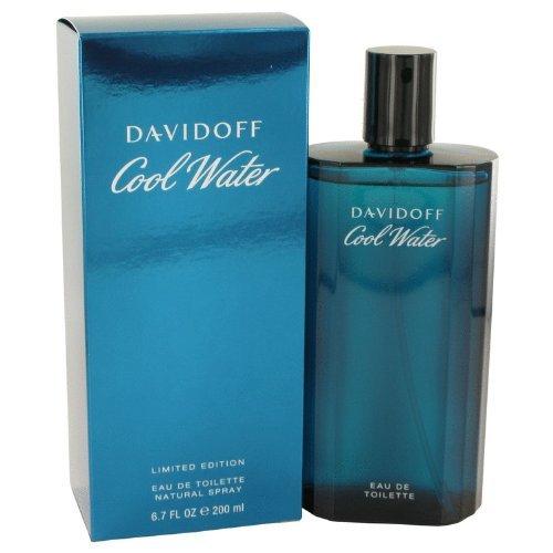 New Davidoff Cool Water EDT Spray - 6.7 Oz (Men)
