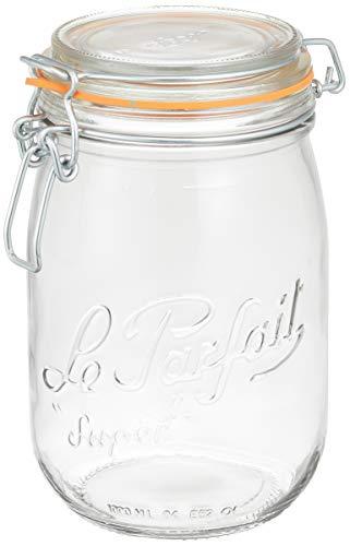 Le Parfait (ル・パルフェ) ガラス ボーカルジャー 1L ≪保存容器≫ 960509