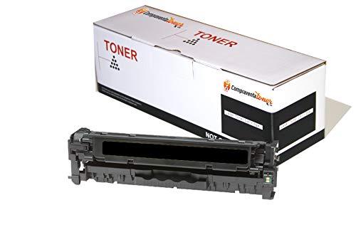 CVT- Cartucho de Toner Compatible CF540A / 203A Negro para HP Color Laserjet Pro M254dw M254nw MFP M281FDN M281FDW M280NW