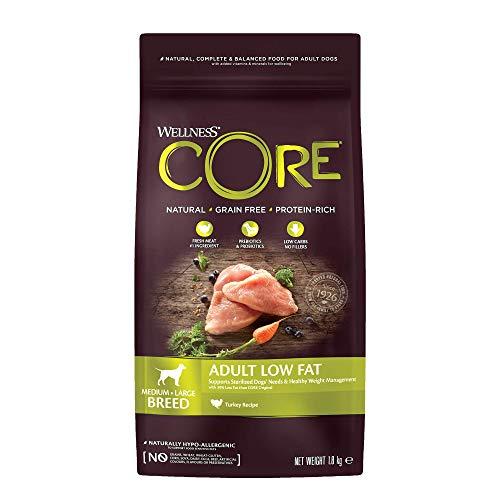 Wellness CORE - Comida para Perros Secos, 1,8 kg