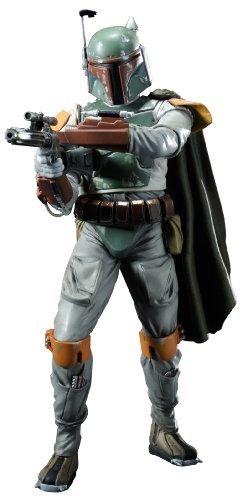 Kotobukiya Star Wars: Boba Fett ArtFX+ Statue (Return of The Jedi Version) image