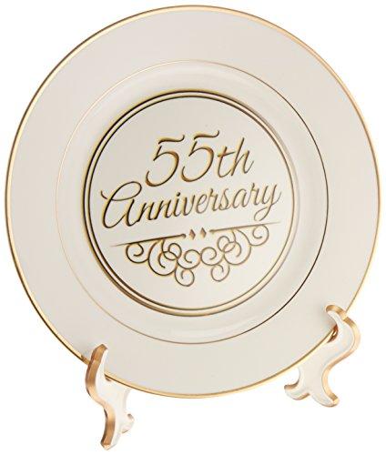Porcelain Celebration Plate