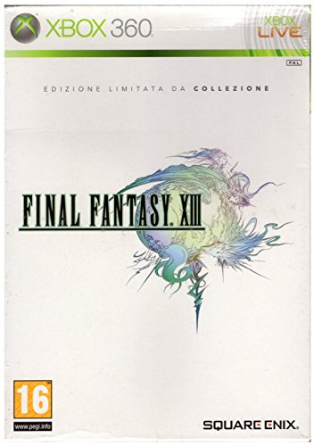 Final Fantasy Xiii Special Edition