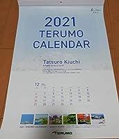 テルモ 壁掛けカレンダー 2021年 カレンダー 木内達朗 株主優待