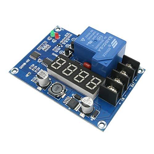 BKAUK Xh-M600 oplader besturingsmodule 6-60 V opslag lithium batterij laadbescherming plank controller voor 12 V 24 V 48 V batterij