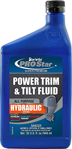 Star Brite Power Trim and Tilt Fluid (32-Ounce)