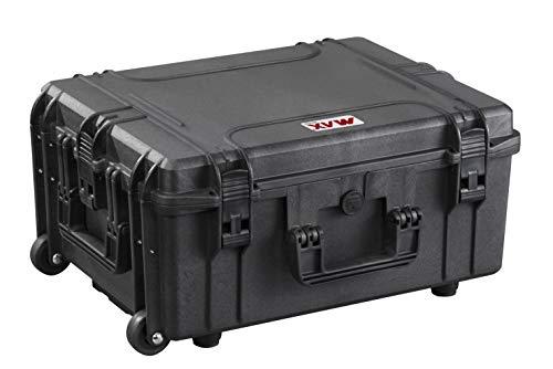 MAX MAX540H245TR.079 Coffret de Transport Étanche Noir