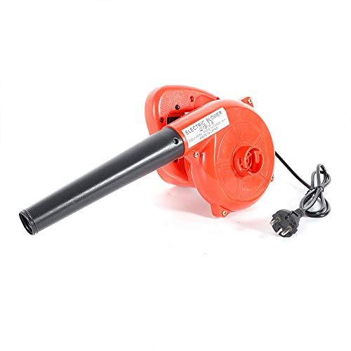 Elektro Laubsauger,1000W Tragbares Laubbläser 13000 r/min,Stufenlose Geschwindigkeitsregelung