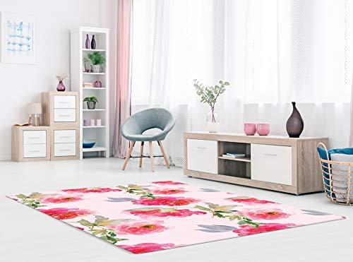 Premium Stylish Foam Floor Mat | Cushy-Soft & Thick | Waterproof, Easy-to-Clean,...