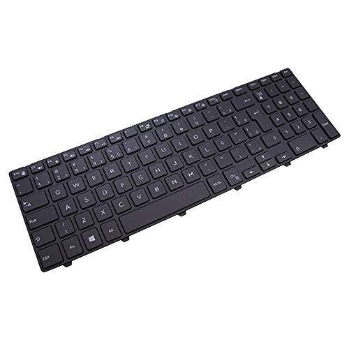 Teclado para Notebook Dell Inspiron 15 3000 | ABNT2 - Marca bringIT