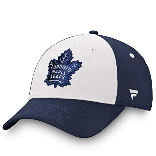 Fanatics Toronto Maple Leafs Blue Iconic Stretch Fit Cap - Gorra NHL,...