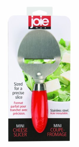 MSC International Joie Mini Cheese Slicer - Assorted Colors, one, Green
