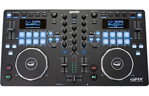 Gemini GMX - USB Midi Standalone DJ Controller