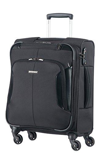 Samsonite XBR Mob Office Spinner 55/20 Cabin Luggage, 55 cm, 34 L, Black