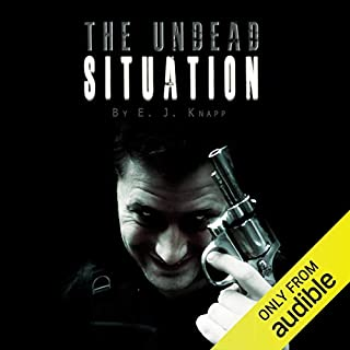 The Undead Situation audiobook cover art