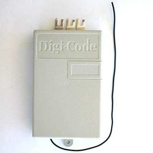 Digi-Code 5100 Multi-Code 1090 Compatible Gate Or Garage Door Radio Receiver