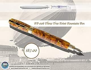 zeppelin fountain pen