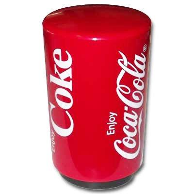 Pop a Top Twist Off - Abridor de tapas de botellas de Coca-Cola