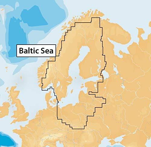 Navionics+ 44XG Baltic Sea, CF-Karte