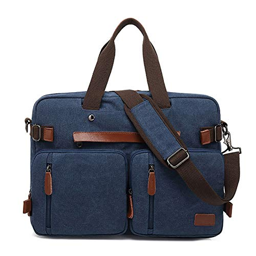 HS-LAMP 20L/35L Lightweight Backpack, Packable Water Resistant Daypack for Outdoor Walking Camping Traveling Cycling Holiday Unisex (Color : Canvas blue, Size : 40X13X30cm)