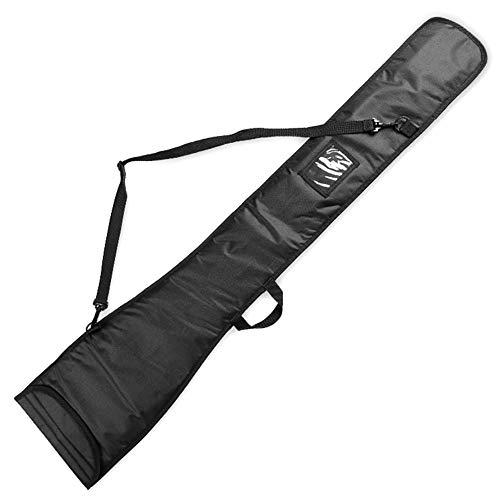 Inzopo Bolsa de remo para kayak Oxford con asa de transporte, impermeable, para remo al aire libre, inflable, 126 x 26 cm