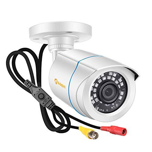Anlapus 1080P Cámara de Vigilancia Exterior/Interior 20m Visión Nocturna