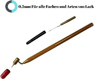 Dr. Detail Fluid Writer Pen dikke lakreparatie steenslag kras stift schilderhoorntje 0,5 mm