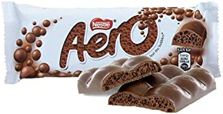 Aero Milk Chocolate 36g (Pack of 12)