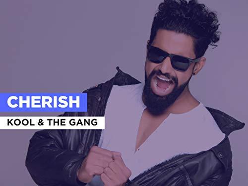 Cherish al estilo de Kool & The Gang