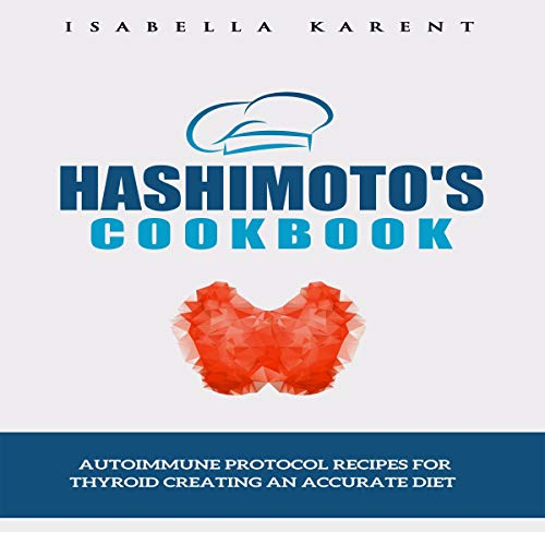 Hashimoto's Cookbook  By  cover art