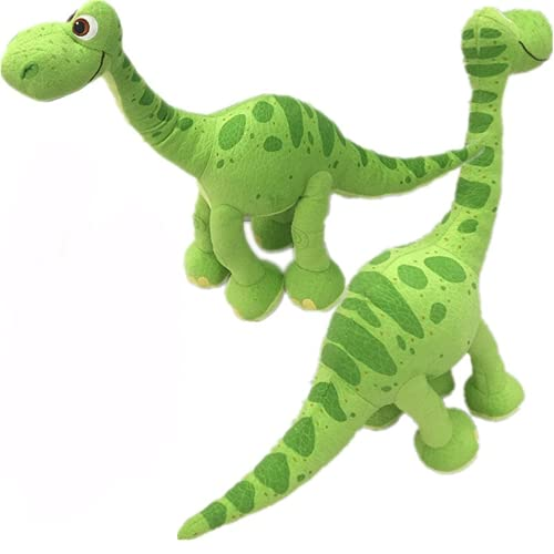 The Good Green Dinosaurio Arlo Dinosaurios Peluches Peluches Luches suaves para niños Regalos de Navidad Estilos Película Linda 35 cm