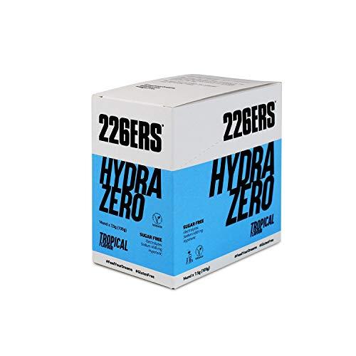 226ERS Hydrazero, Bebida para Hidratación y Recuperación de Sales Minerales, Tropical - 14 unidades