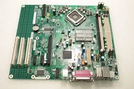 HP Compaq dc7800 SFF PC motherboard- 437795–001