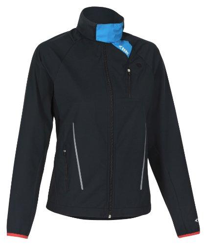 Rono Carbon 2.5 Veste pour Femme Noir (9101) Noir/Bleu (9101) m